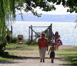 Bolsenasee Blue International Camping